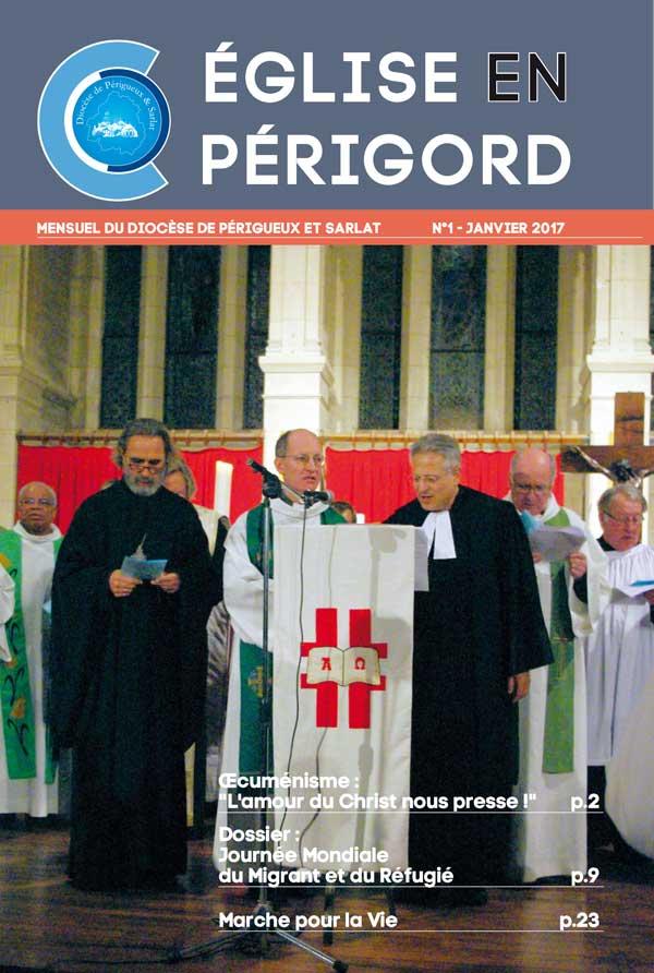 Eglise en Périgord 1