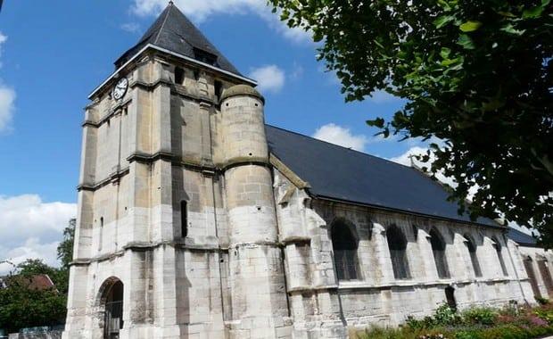 Saint Etienne du Rouvray : réactions nationales