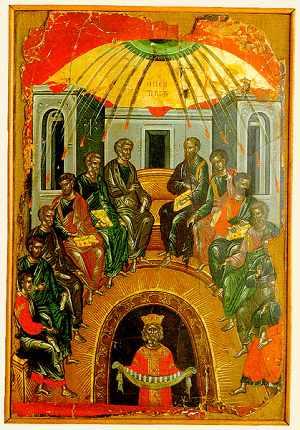Pentecôte 2012