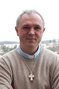 Le Père Philippe Demoures