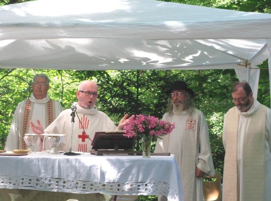Pèlerinage à St Jean de La Lande (Celles) – le 24 juin