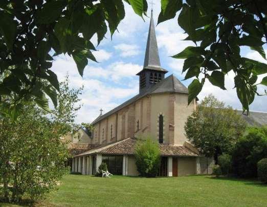 Abbaye d'Écourgnac