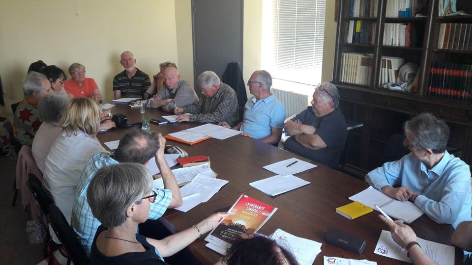 Inter-équipes de l'Action Catholique Ouvrière