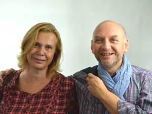 Stéphane et Ségolène Julien