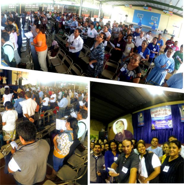 Encuentro Nacional de Catequistas - Participantes