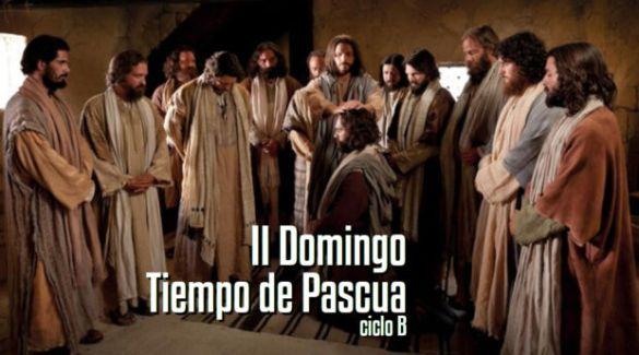 Domingo de la Divina Misericordia