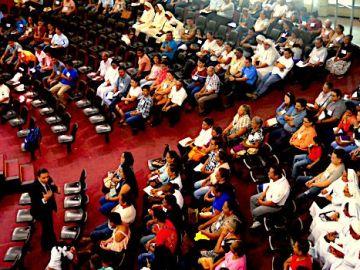 Las redes sociales en la parroquia