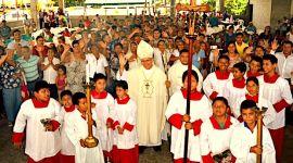 Visita Pastoral La Democracia