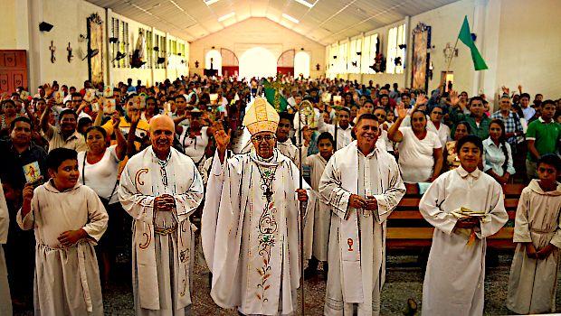 Visita Pastoral Nueva Concepción 2019