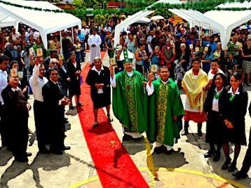 Visita Pastoral San Vicente Martir 2019