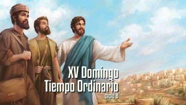 XV Domingo del Tiempo Ordinario