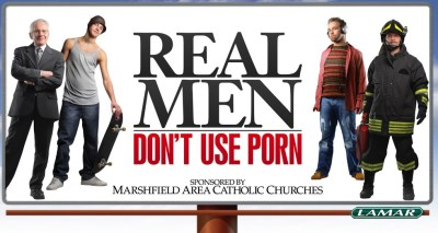 Real Men Don't Use