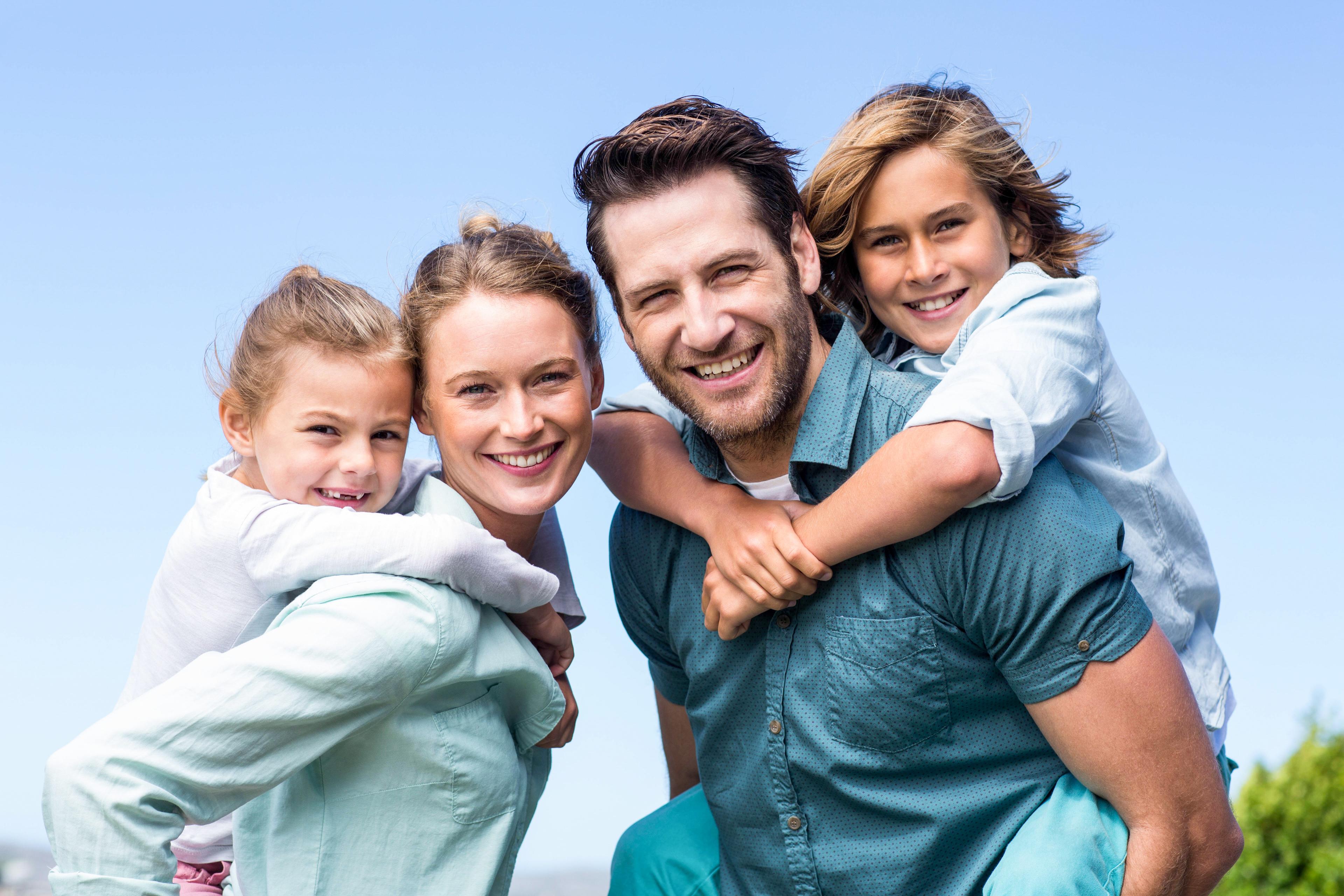 start a family family