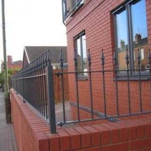 Railings Wall Stairs Metal
