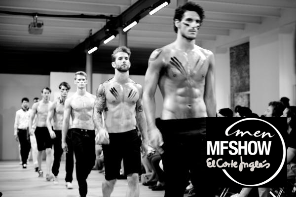 Madrid Men Fashion Show 2015