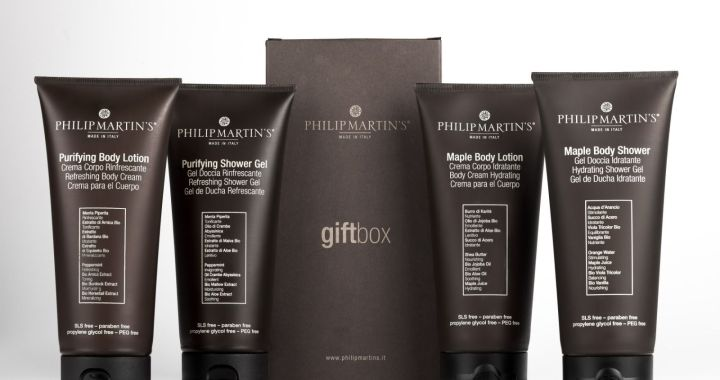 Philip Martin's Skin, regalos sensoriales