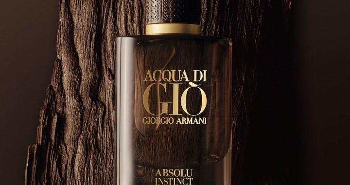 Acqua di Giò Absolu, edición limitada
