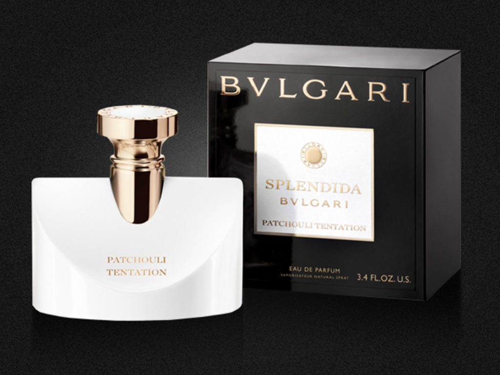 SPLENDIDA BVLGARI PATCHOULI TENTATION