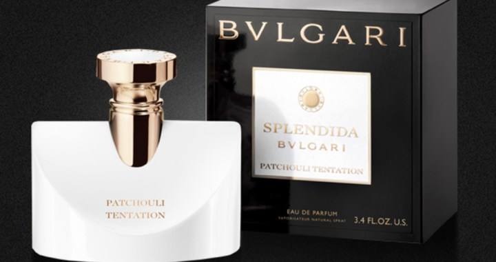 Splendida Patchouli Tentation by BVLGARI