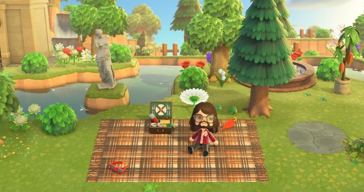 GUCCI GUILTY en ANIMAL CROSSING