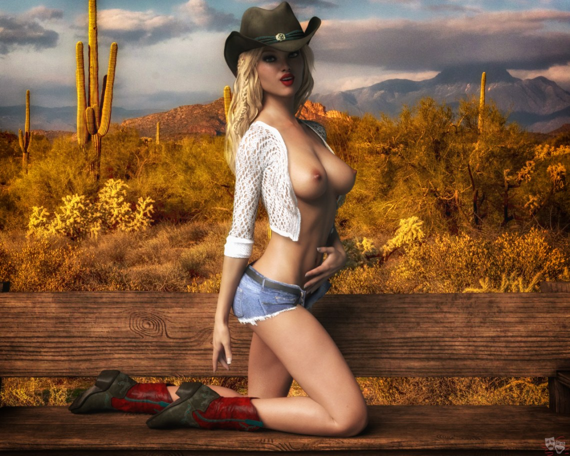 Cowgirl 3