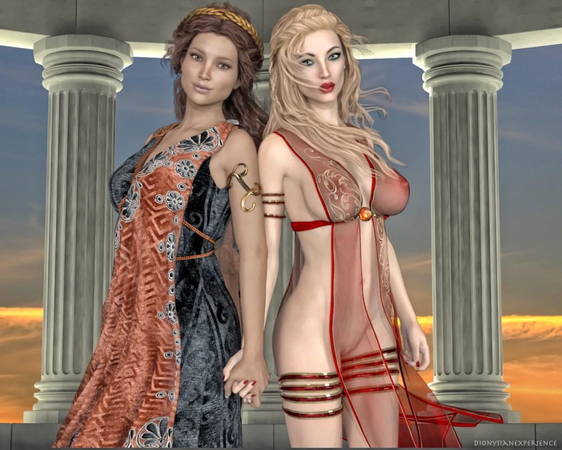 Hestia - Aphrodite