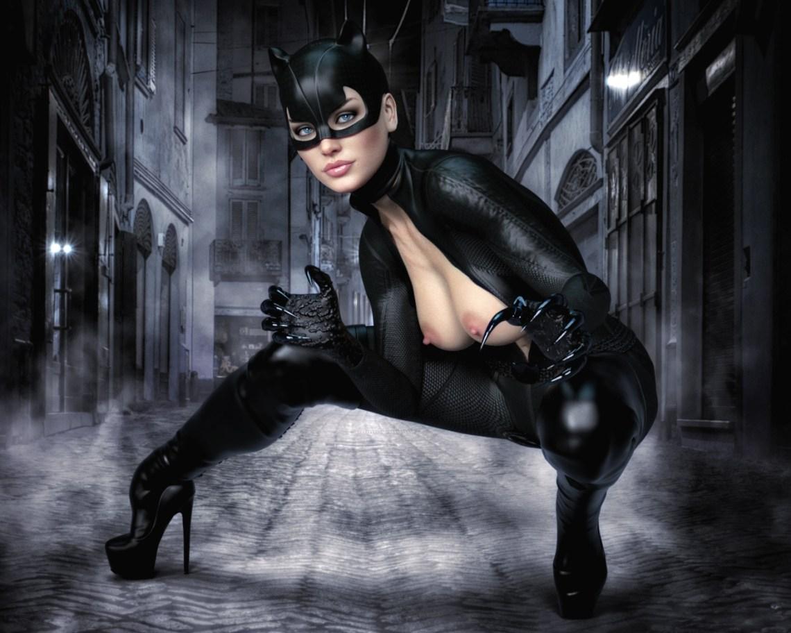 Catwoman - 7 v2