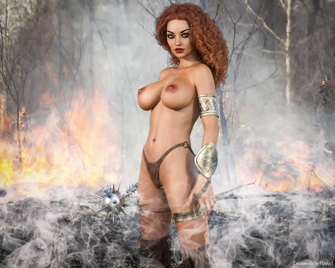Barbarian Princess 3-1 copy