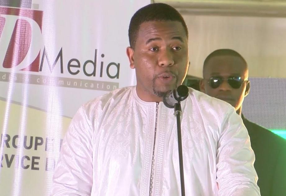 Bougane Gueye Dany - PDG Groupe D-Media