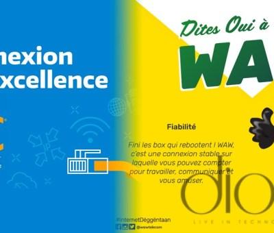 ARC Informatique & WAW Telecom, nouveaux FAI au Sénégal