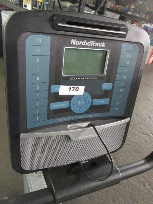 Nordictrack Commercial 400 Recumbent Bike : nordictrack, commercial, recumbent, Nordictrack, Commercial, Recumbent