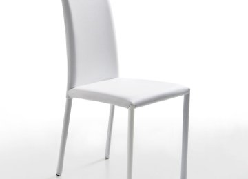Sedie In Pelle Moderne   Sedie Nere Moderne