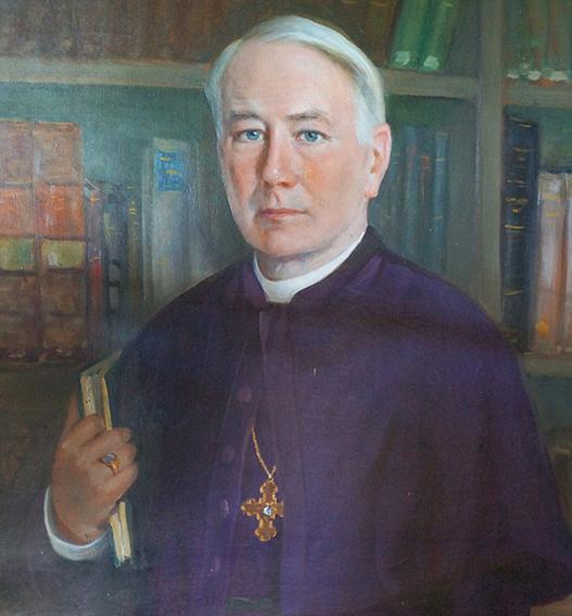 The Rt. Rev. Arthur C. A. Hall