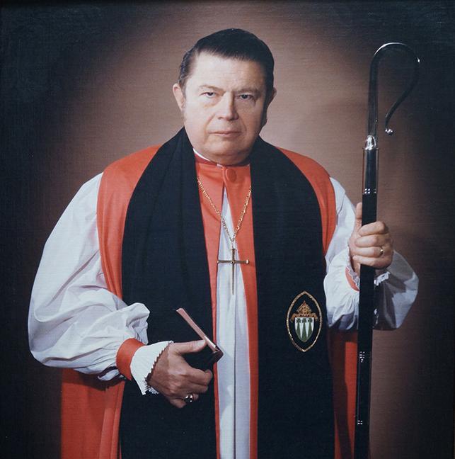 The Rt. Rev. Robert Shaw Kerr