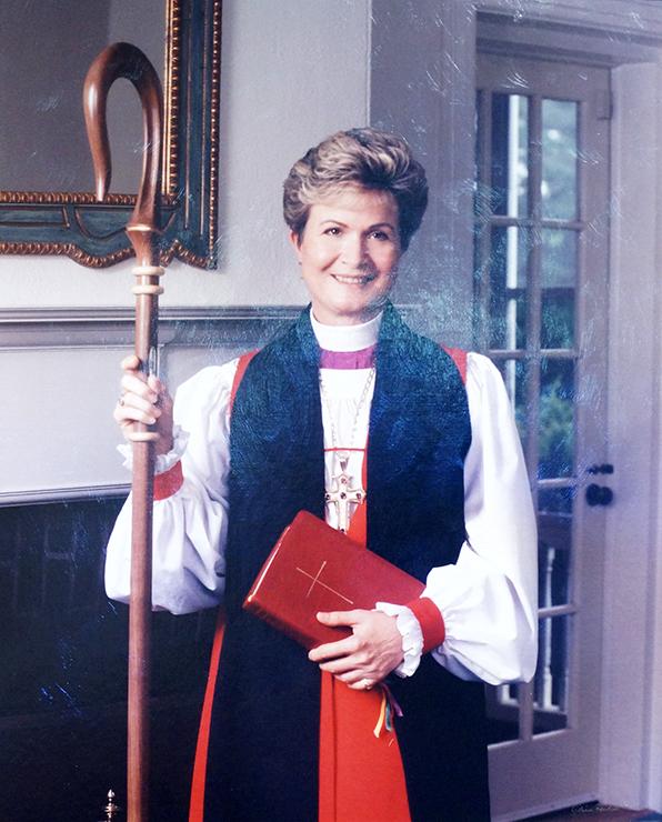 The Rt. Rev. Mary Adelia Rosamond McLeod