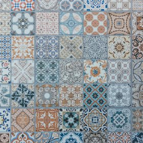 Photo of ceramic tiles