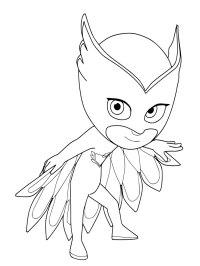 Pj Mask Imagenes Para Colorear Pj Masks Descargar Gratis