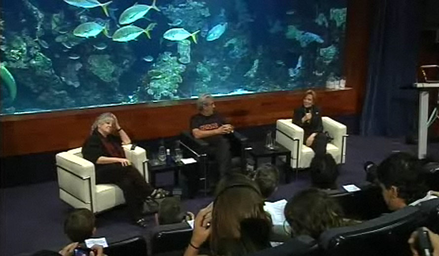 Encuentro en Aquarium, Passion for Knowledge 2010
