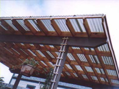 Fiberglass Panels For Awnings Carports And Deck Dipcraft