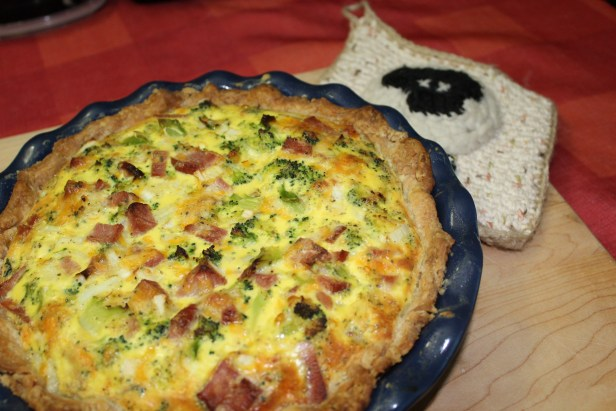 Easy Quiche Baked