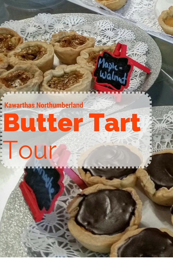 Butter Tart Tour