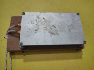 backlight heating element