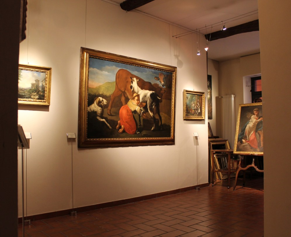 Galleria de' Fusari | Sala