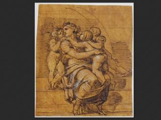 Pelagio Palagi | Amor sacro, Amor profano