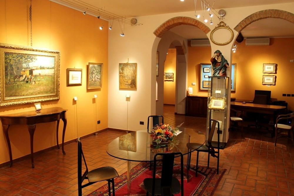 Galleria de' Fusari | Interno | All'aria aperta | Esposizione dal 25 Settembre al 2 Novembre 2019