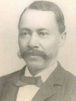 portrait photograph of Benezer Bassett
