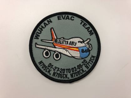 wuhan evacuation team patch