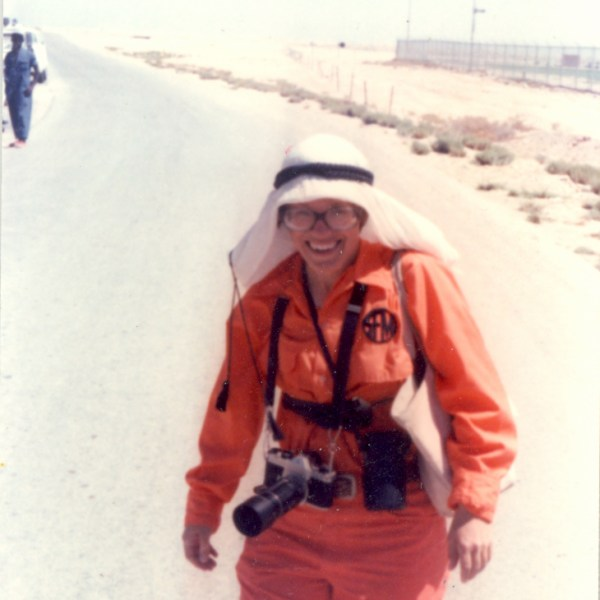 Department of State employees, such as Tucker Richmond Stewart, (pictured) were responsible for ensuring each country respected the boundary line of the buffer zone created by Sinai II while stationed at the U.S.-created Sinai Field Mission