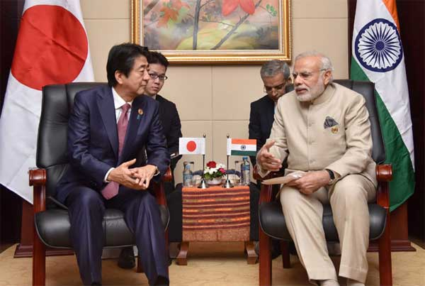 Image result for Shinzo Abe and East Asia