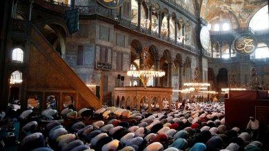 تصویر از ایاصوفیا: موزه، کلیسا یا مسجد؟